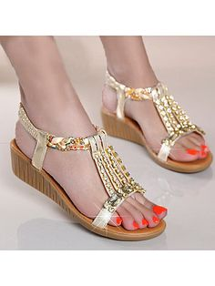 SOCOFY Plain Low Heeled Ankle Strap Peep Toe Casual Date Socofy Sandals Get the latest womens fashion online With of new styles every day from dresses, onesies, heels, & coats, # Mid Heel Sandals, Ankle Strap Heels, Ankle Straps, Women's Sandals, Loafer Flats, High Heels Stilettos, Low Heels, Cheap Shoes Online, Sandals Online