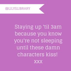 @lilyslibrary #bookproblems Who else knows this feeling?! Books are the reason I can barely function before 10am...