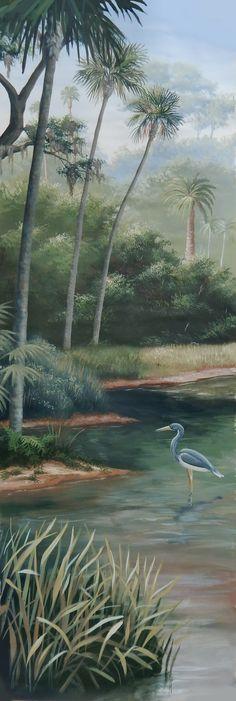 Wall Murals, Landscapes, Paisajes, Paintings, Wallpaper Murals, Scenery, Murals, Wall Prints, Mural Painting
