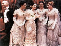 dresses from the film The age of innocence