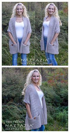 16 Reader's Pocket Wrap Shawl Free Crochet Patterns & Paid - DIY Magazine Quick Crochet, Knit Or Crochet, Crochet Scarves, Crochet Clothes, Free Crochet, Hooded Scarf Pattern, Crochet Hooded Scarf, Crochet Shrug Pattern, Crochet Patterns