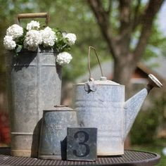 Love this arrangement for a porch or patio.