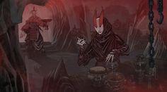 The surreal fantasy paintings of Jakub Rebelka | The Verge