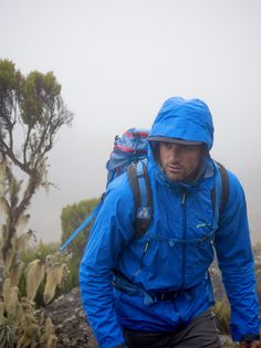 Training tips for big mountains from mountain guide Seth Waterfall: http://blog.eddiebauer.com/2014/10/08/seth-waterfall-shares-mountain-training-tips-big-peaks/ | #LiveYourAdventure