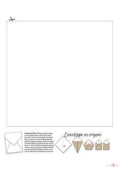 Gabarit enveloppe en origamiTélécharger leGabarit enveloppe en origami Origami, Line Chart, Table, Diy, Pillow Box, Calendar For 2017, Christmas Open House Menu, Greeting Card, Bricolage