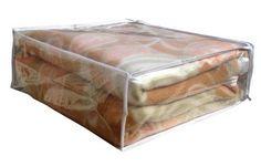 embalagem para cobertor