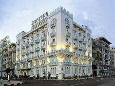 Cecil hotel Egypt. Alexandria