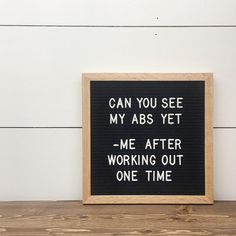 The most versatile and minimalist decoration for your home - felt letter board. Totally in love with and all of the fun boards they create! Inspirational and funny letter board quotes. The Letter Tribe True Quotes, Best Quotes, Funny Quotes, Random Quotes, Short Quotes, Favorite Quotes, Felt Letter Board, Felt Letters, Haha Funny