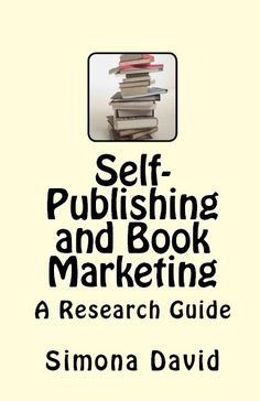 Self-Publishing and Book Marketing, A Research Guide by Simona David provides in-depth market analysis and industry research with a focus on self-publishing terms, packages and fees. The book offers insights into formatting and design practices, and shares best marketing tips for self-published authors.