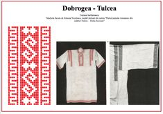 Modele de cusaturi traditionale din Dobrogea | Simona Moon Traditional Dresses, Special Occasion, Costumes, Blog, Handmade, Clothes, Romania, Dreams, Models