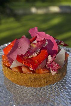 Strawberry pie, by A.Politi