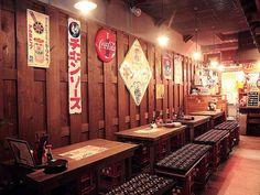 昭和レトロ飲食店 ゴーゴー食堂