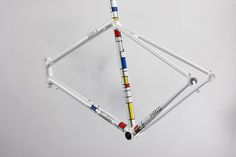 Donhou Bicycles Mondrian Frame