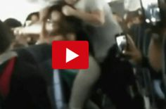 WATCH: Muslim Thug Tries to HIJACK Plane, Get's INSTANT Justice From Undercover Cop On Board