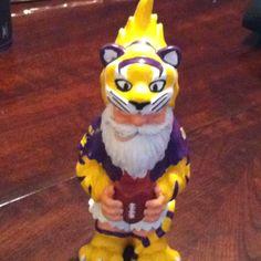 My LSU gnome!  Love it.