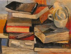 Still life with books by dgray_xplane, via Flickr