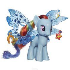 My Little Pony Рейнбоу Дэш с волшебными крыльями Делюкс