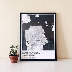 Turn your favorite place into a sleek wall art with GrafoMap custom maps! Visit www.grafomap.com