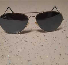 5c231df334f Ray ban aviator  fashion  clothing  shoes  accessories   unisexclothingshoesaccs  unisexaccessories (ebay link)