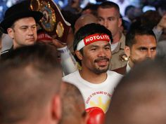 Jimmy Kimmel Fulfilled His Wish of Joining Manny Pacquiao's Entourage