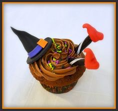Witchy Cupcakes by Vik the Chef - Sugared Productions Blog
