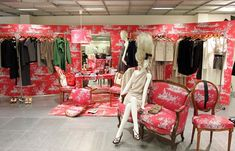 Pop up Shop | Pop up Store | Retail Design | Retail Display | Dover street market