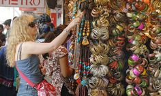 The 'City of Dreams' is an absolute shoppers delight. There are hordes of designer shops and malls but there are various markets also that make shopping all the more exciting. With superb bargaining tactics and little bit of research, shopping in Mumbai is something everyone would love! Below is a lots of the local places street shopping in Mumbai where you can find the best at the least cost.