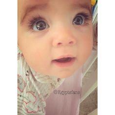 Fortafy : My angel is staring ..❤️.._ June 8-2015. - Little Miss Egypt - Public Figure*.