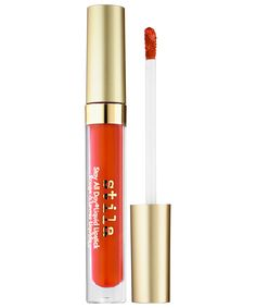 The Best Unexpected Lip Colors for Brown Skin - Stila Stay All Day Liquid Lipstick in Carina from InStyle.com