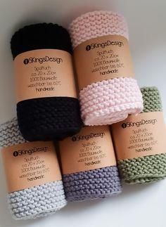 DIY - Do It Yourself: idées de bricolage - DIY – Do It Yourself: DIY ideas DIY – Do It Yourself: Idées de bricolage … torchons ♥ Record of Knitting Yarn rotating, weaving Knitting Needles, Knitting Yarn, Free Knitting, Baby Knitting, Knitting Patterns, Easy Knitting Projects, Knitting For Beginners, Knitting Ideas, Ideias Diy