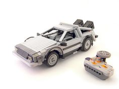 RC Delorean time machine | Flickr - Photo Sharing!