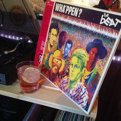Ska Saturday!  .  .  #1981 #twotone #huntemerson #instaska #vinyl #ska #whappen #thebeat #vinylporn #vinyllife #recordcollector #eighties #33rpm #instavinyl #vinylcollector #lps #vinyligclub #vinylcommunity #vinyljunkie #vinyloftheday #vinylcollection #records #nowplaying #nowspinning #music #recordcollection #myvinylstop #skamusic #theenglishbeat #skaturday