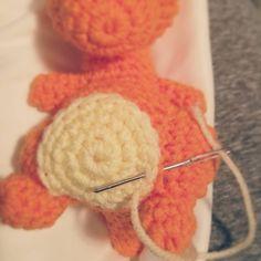 Late night details   #adorable #amigurumi #animals #crochet #domscutecrochet #fantasy #cute #chubby #kawaii #pokemon #yarn #orders #etsy #plushies #chibi #anime #games #customorders #patterns #crafts #yarn #kanto #hoenn #oras #pokemonmoon #pokemonsun #charizard by domscutecrochet