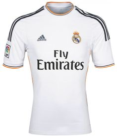 tenue de foot Real Madrid nouveau