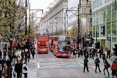 Les 5 meilleurs endroits pour faire du shopping à Londres