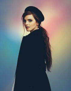 Emma Watson for Wonderland Magazine, February 2014