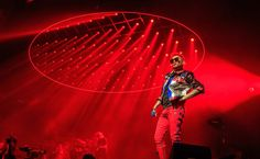Adam Lambert Photos Photos - Queen and Adam Lambert perform onstage during the North American Tour kickoff at Gila River Arena on June 23, 2017 in Glendale, Arizona. - Queen + Adam Lambert Kick off their North American Tour