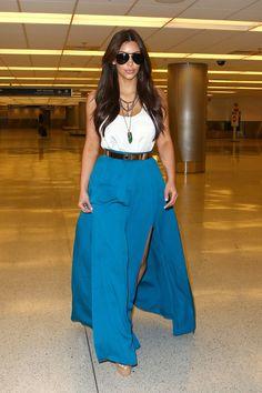 Kim Kardashian Photo - Kim Kardashian Lands in Miami