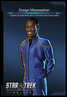 Ensign Mayweather