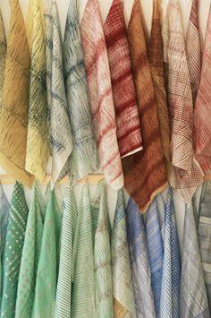 Dienke Dekker | Research of Basketry Techniques |  The Common Thread for Summer 2015 | Report on trend presentation 'Gathering' by Lidewij Edelkoort |