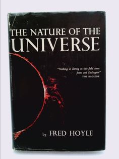 THE NATURE OF THE UNIVERSE [ 1st ] | New and Used Books from Thrift Books