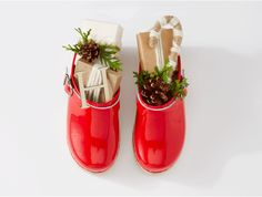 Hanna Andersson Swedish Red Clogs