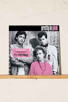 Various Artists - Pretty In Pink Soundtrack LP