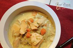 Poached-Salmon-Indian-Curry-with-Quinoa- #glutenfree #paleo #healthyrecipes