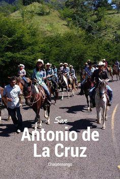 San Antonio de La Cruz, Chalatenango
