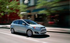 First Drive: 2013 Ford C-Max Hybrid - Automobile Magazine