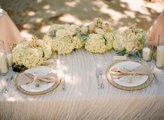 Fairytale Glam California Wedding - MODwedding