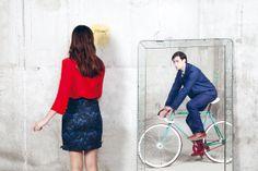 Heritage-Paris H-005 - Revue Centre Commercial n°2 #heritageparis #bicycle #fixedgear #handmade