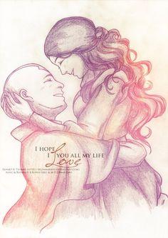 All my life by selinmarsou.deviantart.com on @deviantART