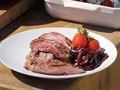 Pita placky zvládnete upéct doma, i s dětmi. Nemůže to být jednodušší - iDNES.cz Flank Steak, Beef, Recipes, Food, Skirt Steak, Meat, Essen, Meals, Eten